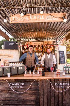 The Camper Coffee Co.............. Thursday 21st November - Thursday 19th December 2013