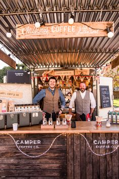 The Camper Coffee Co.............. Thursday 21st November - Thursday 19th December 2013