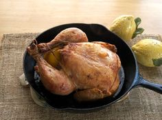 The legend of this Marcella Hazan chicken recipe is known to bring about marriage proposals.