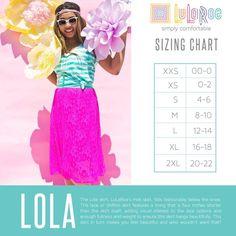 ⚜️LulaRoe Shopping With LindsayG🛍 has 828 members. Welcome to my LuLaRoe shopping group! Lularoe Size Chart, Lularoe Sizing, Chiffon Skirt, Lace Skirt, Midi Skirt, Lularoe Shopping, Discount Womens Clothing, Lula Roe Outfits, Lularoe Dresses