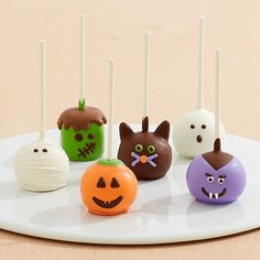 This horde of Halloween-themed brownie pops seem tailor-made for your Instagram feed.