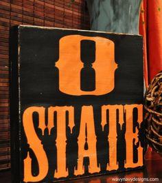 Oklahoma State! Go Pokes