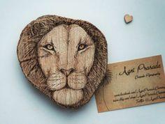 Wood Burning Art by Stephanie Butler of Agni Prasada