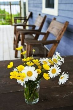 summer...⚓...daze ... Bouquet Of Wildflowers