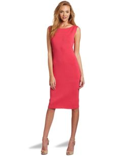 Johns New York Boat Neck Sleeveless Dress - Just Fab