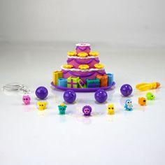 New Squinkies Zinkies Birthday Cake