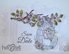 Heartfelt Creations | Regal Save The Date