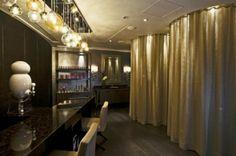 comfortable Luxurious Glamour Spa Bar Interior