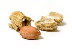 One Peanut Without Shell