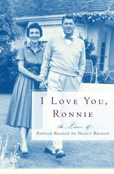 Love this book!  It's full of the little notes, letters, and even drawings that Ronald Reagan wrote to his wife.