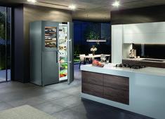 The Liebherr Sbses 8486 Premiumplus Biofresh Nofrost Food Storage Centre A Fridge Freezer With Small House Kitchen Design Home Kitchens Small Kitchen Storage