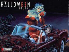 Halloween Blues