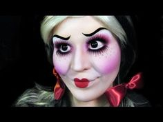 """.... the best makeup tutorials for Halloween."""