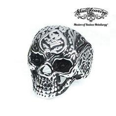 Skulls Night Out Skull Ring (4287)