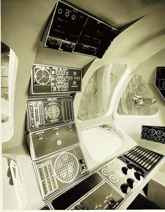 General Dynamics Lunar Excursion Module (LEM) #flickr #apollo #LM #1960s #mockup