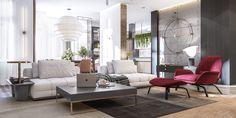 PRIVALOV design Architecture & Design studio Architecture Design, Interior Design, Studio, Furniture, Home Decor, Nest Design, Architecture Layout, Decoration Home, Home Interior Design