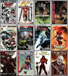 New for January 24th at imaginethatcomics.com http://stores.ebay.com/imaginethatcomics https://www.hipcomic.com/store/imagine-that-comics ► New Release Comics - DC Rebirth & Marvel Legacy Titles • Star Trek Discovery • Dark Nights Metal & Batman White Knight New Printings • Doom Patrol • Grimm Fairy Tales • Bettie Page • Raven Daughter of Darkness • Sink • Phoenix Resurrection • Avengers Infinity War Prelude • Doomsday Clock & More! (Check our website for a full list of this weeks new…