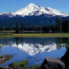 Mt. Hood Oregon- My Home State