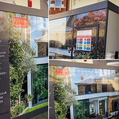 Printed hoarding designed and installed for at a development in Fulham London. Fulham, Graffiti, Creativity, Construction, Concept, London, Mansions, Printed, House Styles