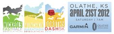 Wickedly Fast Half and Dorothy Dash 5K (now brought to you by Garmin) - Olathe