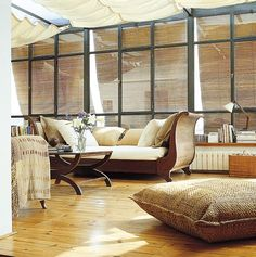 Conservatory ideas - roof blinds