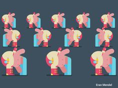 Funniest animated GIFs of the week #15 — Muzli -Design Inspiration