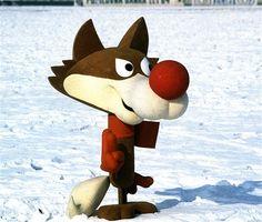 Sarajevo Olympics Mascot Vucko