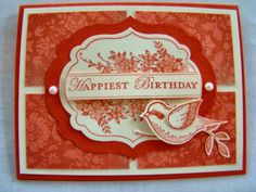 SC374 Happiest Birthday by Sue Robertson - Cards and Paper Crafts at Splitcoaststampers