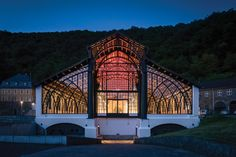 2016 AL Design Awards: Sayn Iron Works Foundry | Architectural Lighting Magazine | Cultural Projects, Lighting Design, 2016 AL Design Awards, Licht Kunst Licht