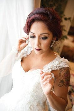We've got brand new photos of Snooki tying the knot in New Jersey!