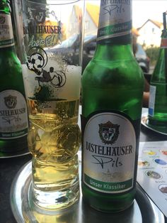 Distelhauser, cerveza tipo pilsen alemana. 4,9 %. Beer, Glasses, Drinks, Bottle, German Beer, Root Beer, Eyewear, Drinking, Ale
