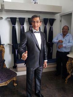 Federico Salazar en Lavalliere
