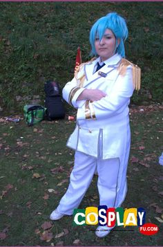 Ai Mikaze Cosplay from Uta no Prince-sama in LUCCA COMICS AND GAMES 2013 IT