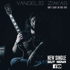 "VANGELIS ZIAKAS: Singles ""Don't Leave Me This Way"" και ""Rise"" Dont Leave Me, News, Music, Musica, Musik, Muziek, Music Activities"