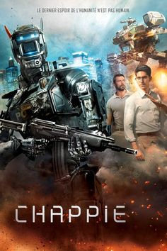 Chappie Full Movie Online 2015