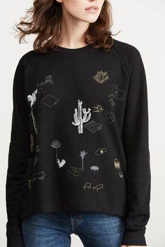 Kowtow On the Road Sweatshirt
