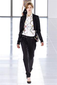 Sfilata Preen by Thornton Bregazzi London - Collezioni Autunno Inverno 2013-14 - Vogue
