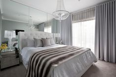 Malvern Residence by Massimo Interiors with Kartell Bourgie
