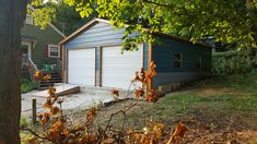 Metal Garages, Shed, Outdoor Structures, Cabin, House Styles, Home Decor, Lean To Shed, Cabins, Cottage