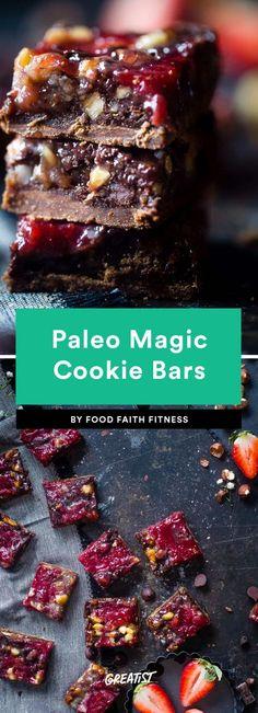 Paleo Magic Cookie B