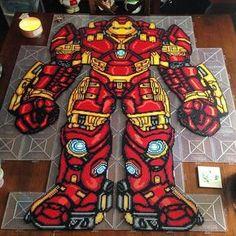 HUGE #ironman #hulkbuster by ras_al_ghul____ #Avengers #Age_of_Ultron
