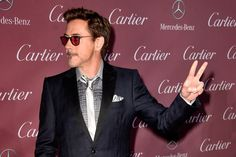 Pin for Later: Stars Stun at the Palm Springs Film Festival Robert Downey Jr.