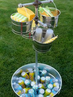 20 Ideas for Throwing an Amazing Graduation Party | HGTV >> http://www.hgtv.com/design/make-and-celebrate/entertaining/20-creative-graduation-party-ideas-that-wow-pictures?soc=pinterest