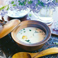 Thai Chicken Coconut Soup (Tom Ka Gai…