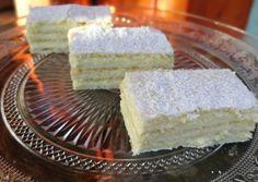 Citromos szelet   Edina Furkó receptje - Cookpad receptek Cheesecake, Food, Cheesecakes, Essen, Meals, Yemek, Cherry Cheesecake Shooters, Eten