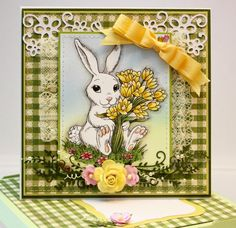 Royal Things: Another bunny for Easter or spring