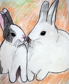 Rabbits- Alma Schouman's blog