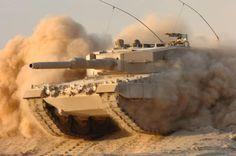 Chilean Leopard 2A4 main battle tank