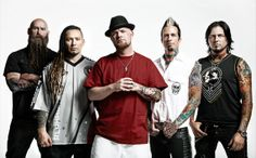 Five Finger Death Punch.... I ❤ Ivan!