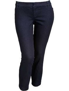 Women's Plus Denim Ankle Pants | Old Navy